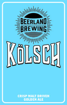 Beerland Kolsch