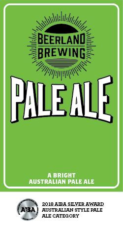 Beerland Pale Ale