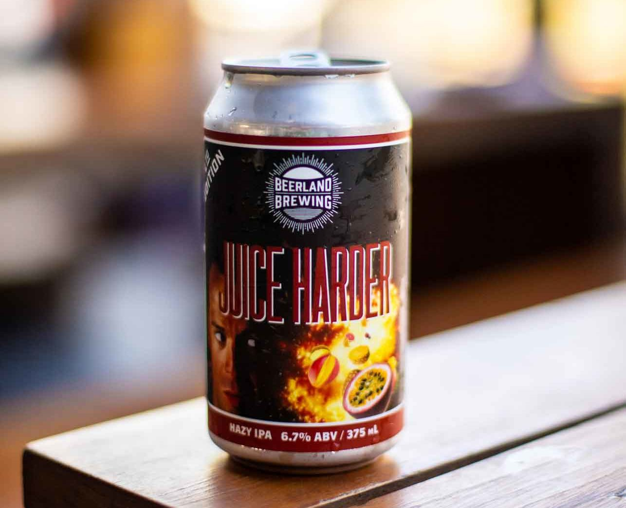 Beerland Juice Harder