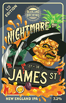 Beerland Nightmare on James St