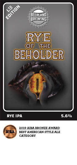 Beerland Rye of The Beholder
