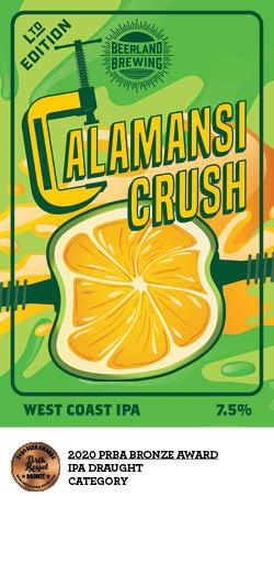 Beerland Calamansi Crush