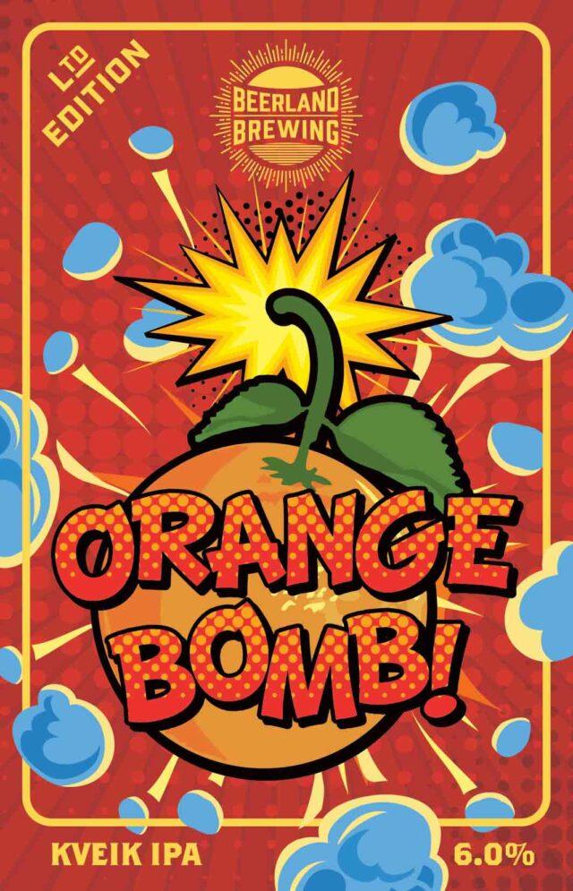 Beerland Orange Bomb